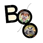 Boo Ribbon Strand -- Halloween Photo Cards