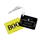 Striped Scare -- Favor Tags