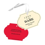 Haunted Halloween -- Favor Tags