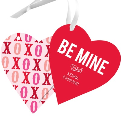 Simply Heart worthy -- Valentine Gift Tags