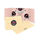 Sneaky Ninjas in Pink -- Ninja Birthday Invitations