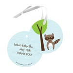 Nesting Outdoors -- Baby Shower Gift Tags