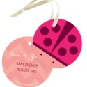 Baby Shower Gift Tag Stickers