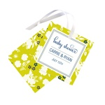 Blooming and Beaming -- Baby Shower Gift Tags