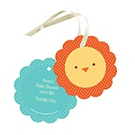 Safari Showers -- Baby Shower Gift Tags