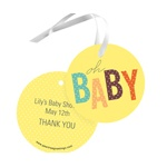 Baby Duckling -- Baby Shower Gift Tags