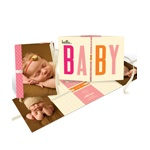 Baby Book -- Photo Birth Announcements