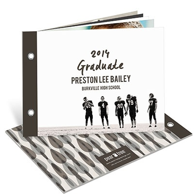 Photo Memories Book -- Graduation Announcements & Invitations