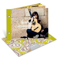 Paisley Photo Book