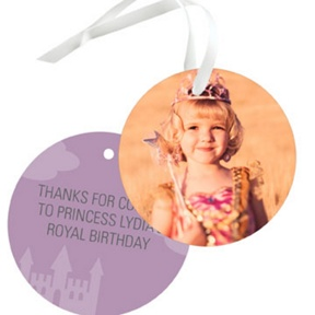 Royal Proclamation -- Gift Tags