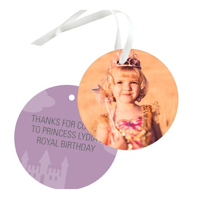 Royal Proclamation Gift Tags