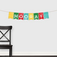 Coloring Fun Banner -- Kids Party Decorations