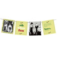 Four Card Greeting Christmas Cards