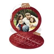 Ornate Ornament Christmas Cards