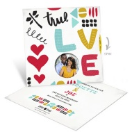 Love Doodles Photo Spinner