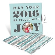 Spinner Of Joy New Year's Cards