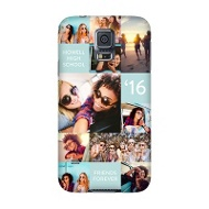 Mobile Friendly Collage Custom Phone Case Graduation Gifts