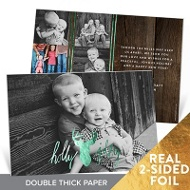 Holly Jolly Premium Christmas Cards
