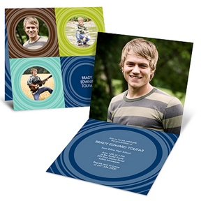 On Target -- Graduation Announcements