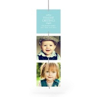 Dangling Photo Ribbon Strand