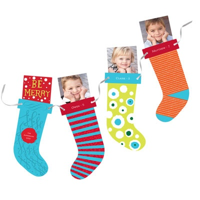 Stocking Stuffers -- Unique Holiday Photo Cards