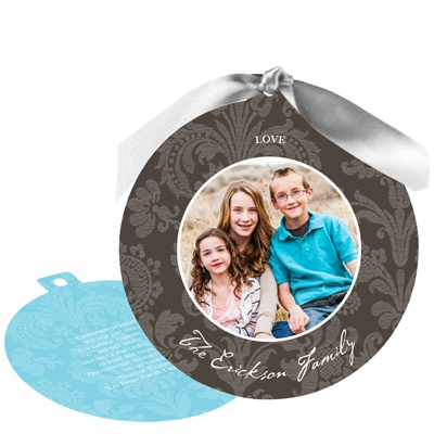 Ornamental -- Holiday Photo Cards