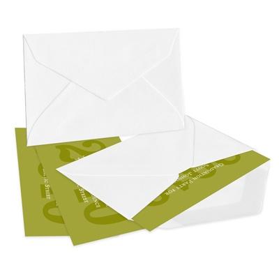 Profile Card Envelope