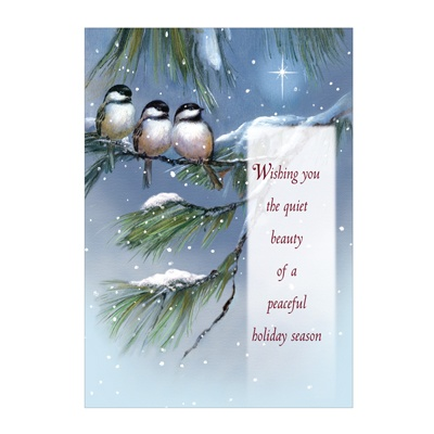 Peaceful Night Card