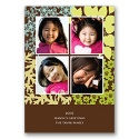Contemporary Seasons Photo Panel Card