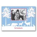 Winter's Wonders Photo Note Card