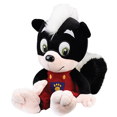 Wild Animal Baby Plush - Sammy