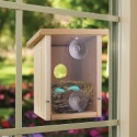 Window View Nest Bird House