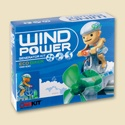Eco-Biker Wind Power Generator Kit