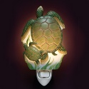 Turtle and Baby Night Light