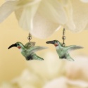Flight of the Hummingbird Earrings