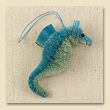 Sea Horse Ornament