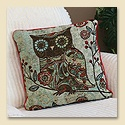Owl Whimsy Pillow