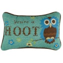 You're a Hoot Pillow