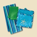 Starfish Kitchen Gift Set