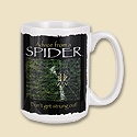 Advice from a Spider Mug