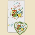 Life's a Hoot Kitchen Linens