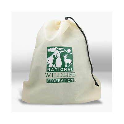 Adoption Gift Bag - White