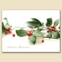 Frosted Berries Card