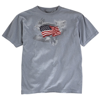 Eagle Recycled Cotton Tee