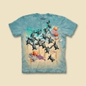 Green Turtle Hatchings Tee