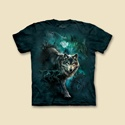 Moon Wolves Collage Tee