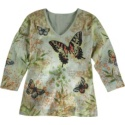 Butterfly Array Tee
