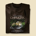 Advice from a Chipmunk Tee