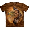 Majestic Eagle Wildlife Tee