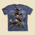Mighty Moose Tee